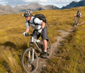cycle skye, Photo courtesy Isle of Skye Bike Hire